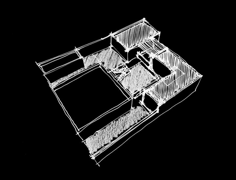 MU Architecture-Croquis
